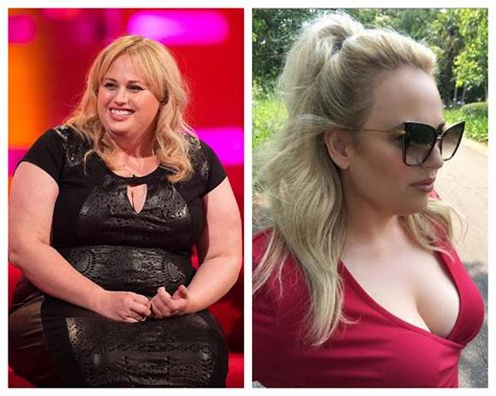Rebel Wilson revealed all the weight loss tips