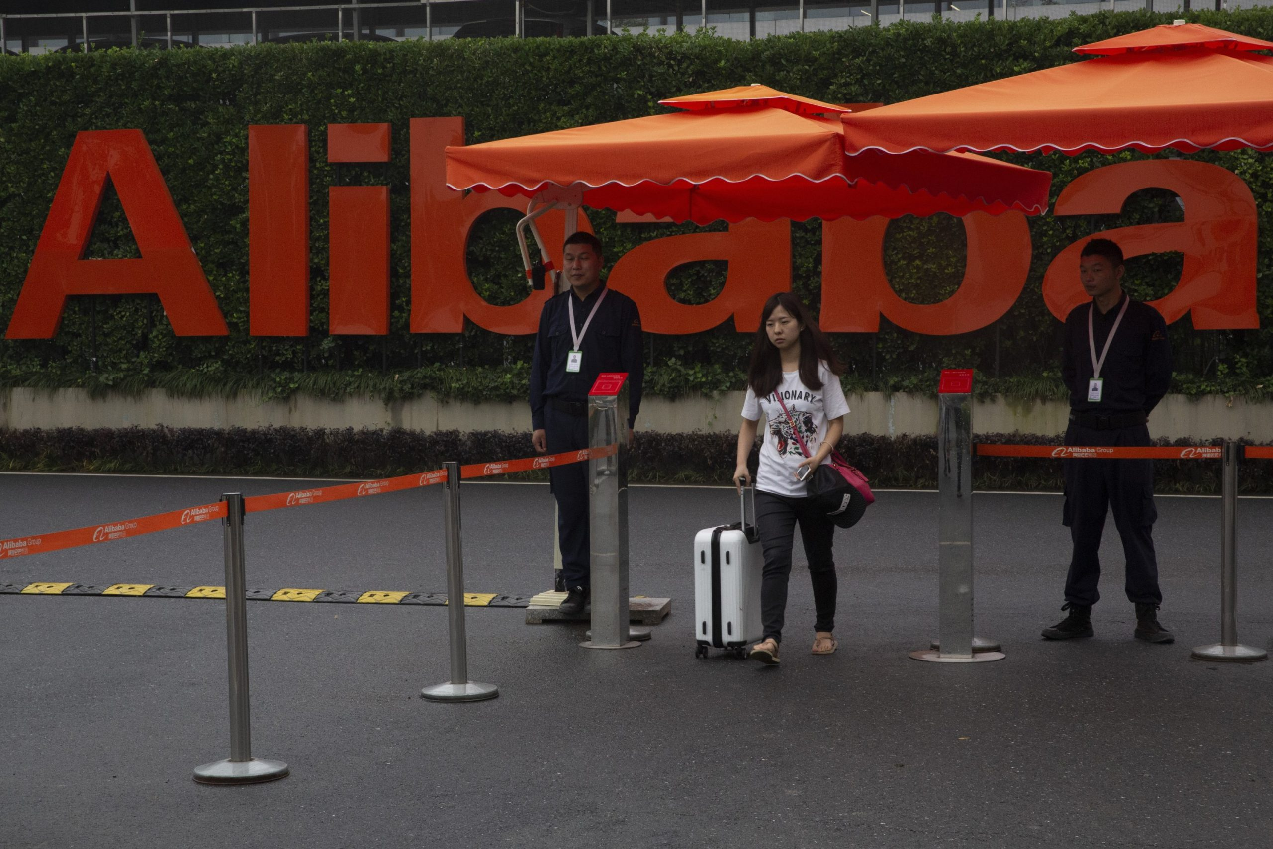 Alibaba says working with police on employee sexual assault report