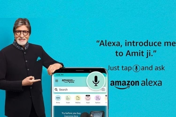 Amazon Adds Amitabh Bachchans Voice for Alexa in India Heres How It Works