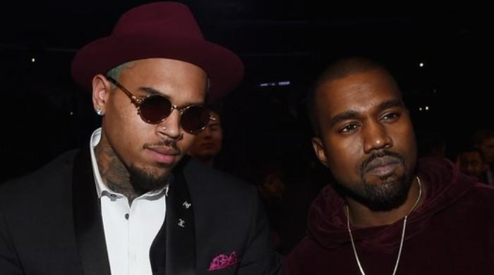 Chris Brown blasts Kanye West after being cut from Donda