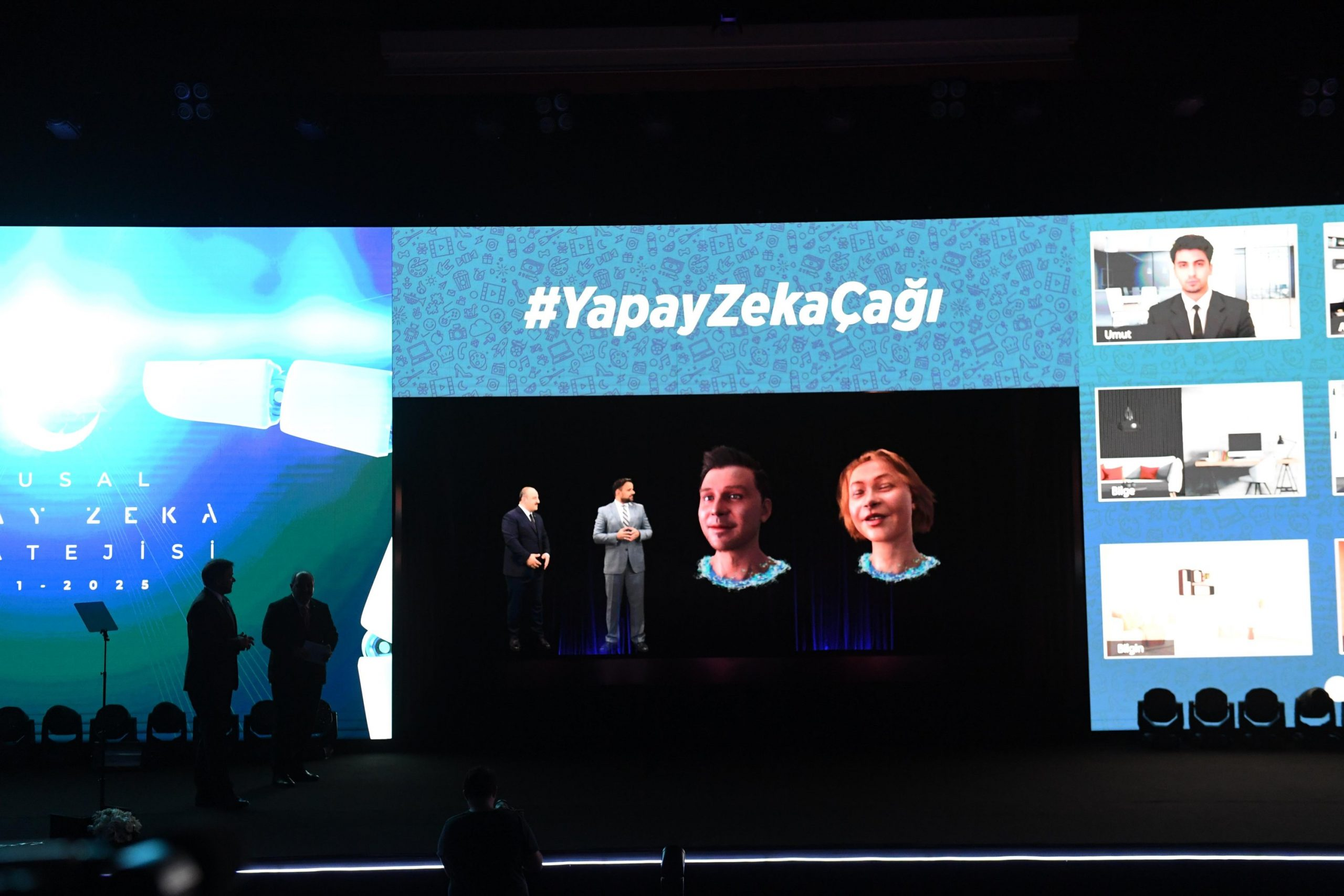 Data, infrastructure mobilization launched for Turkey's AI road map