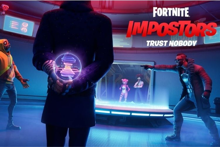 Fortnite Impostors what it is and how to play