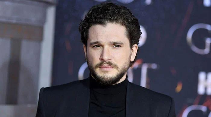 Kit Harington addresses new lease on life a 'happy content