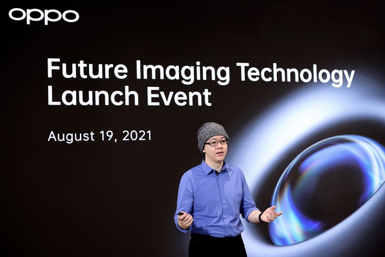 Oppo new imaging technologies feat.