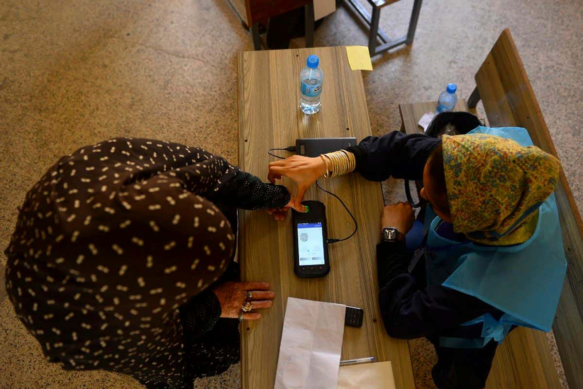 US-built biometrics equipment is falling into the hands of the Taliban