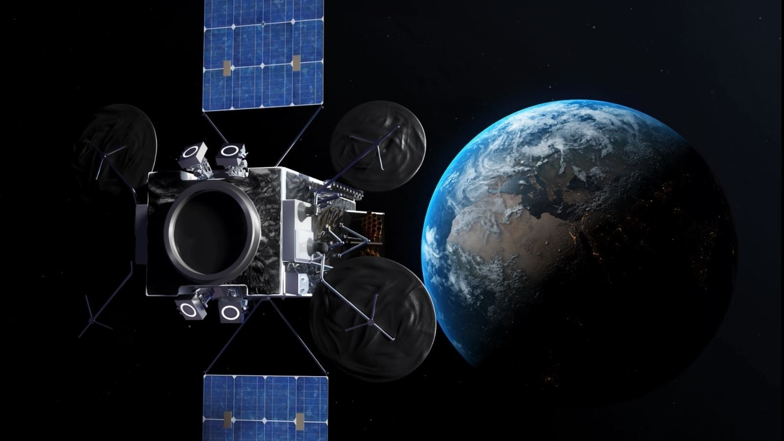 Turkey seals 1st satellite export deal with Argentina-based firm