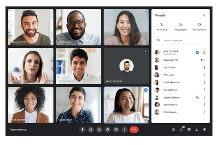 You Can Now Assign up to 25 Co Hosts in Google Meet