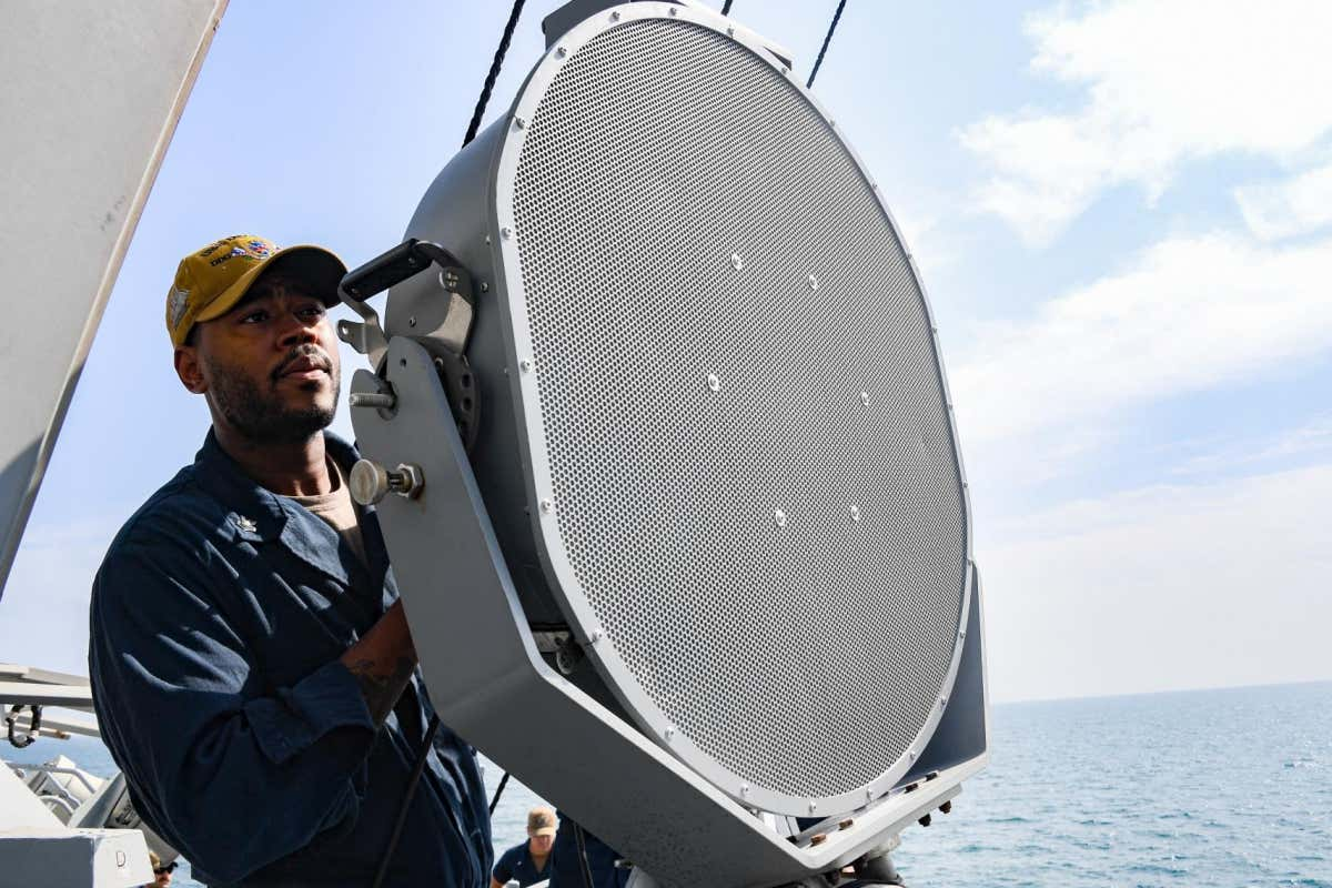 Sneaky US Navy feedback device could stop people being able to speak