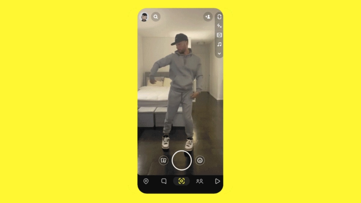 Snapchat Replaces Camera Icon on Homescreen With Scan Shortcut to Enhance AR Experiences