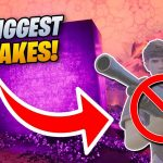 6 SIMPLE MISTAKES You're STILL MAKING in Fortnite Season 8 And EASY WAYS TO FIX THEM