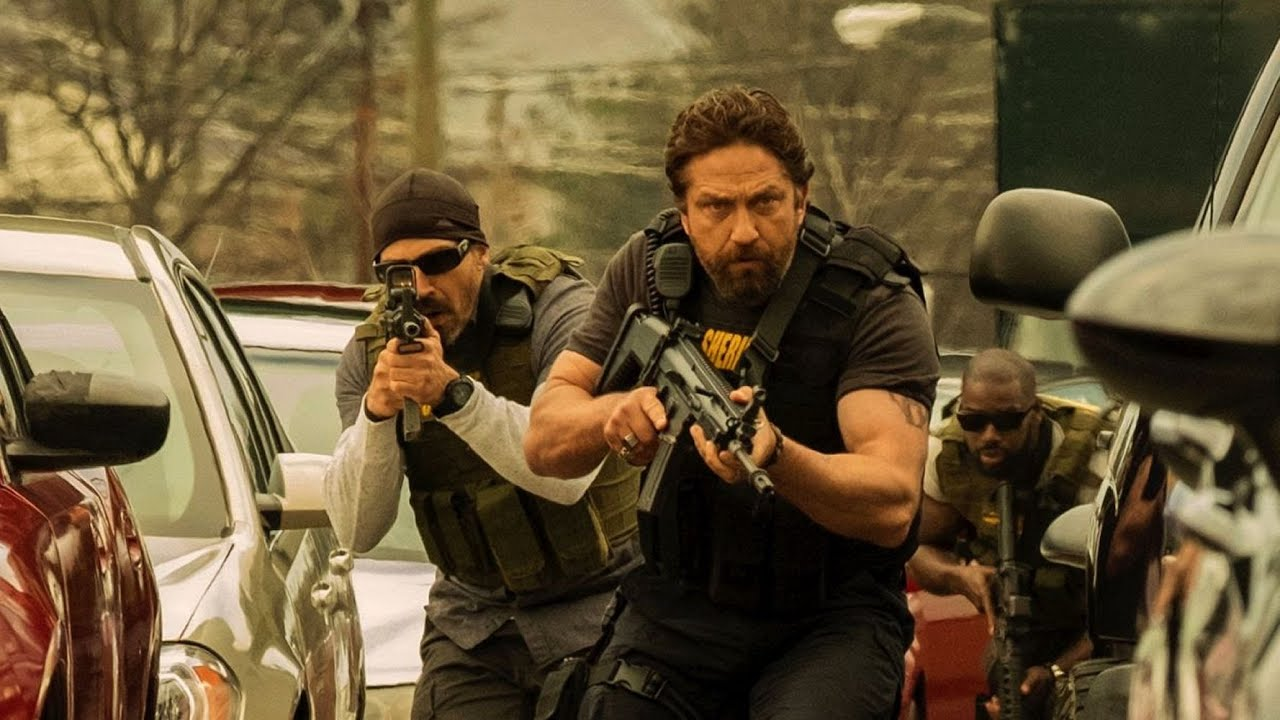 Action Movie 2021 DEN OF THIEVES 2018 Full Movie