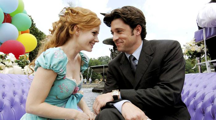Amy Adams shares inside details about upcoming Enchanted sequel