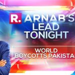 Arnab's Cheeky Dig At ISI Puts Pakistan Media In Frenzy Mode | The Lead Story Tonight
