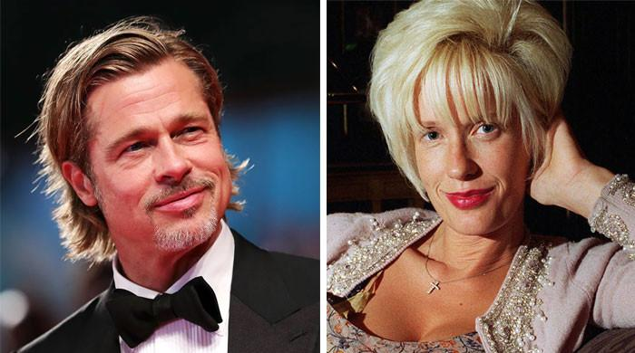 Brad Pitt offered a ring to Paula Yates as a