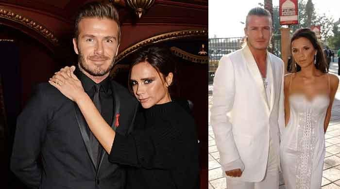 David Beckham becomes makeup artist for his sweet wife Victoria
