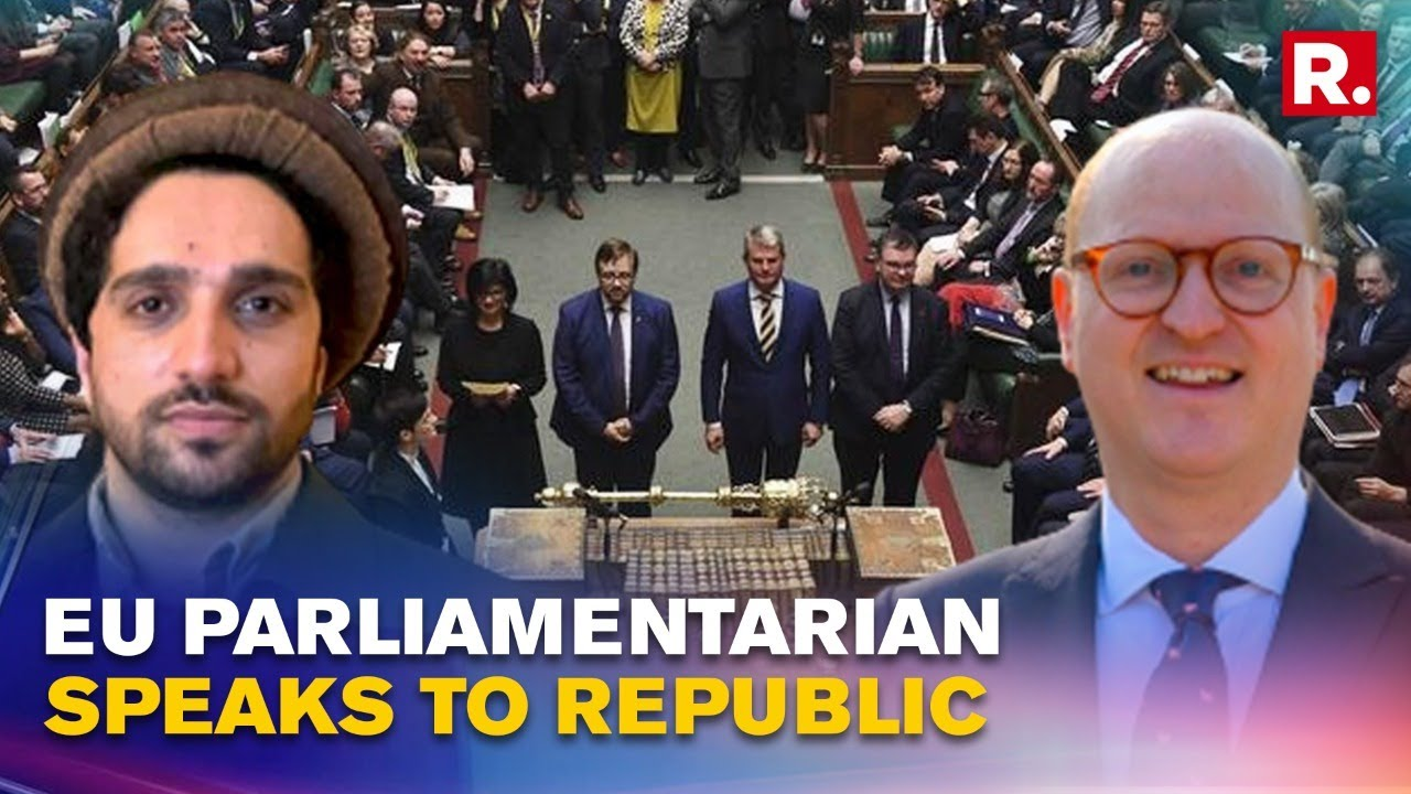 EU Parliamentarian Exposes Pakistan Says Time for World to Recognise