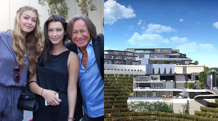 Gigi and Bella Hadids father Mohamed Hadid builds 250m hilltop