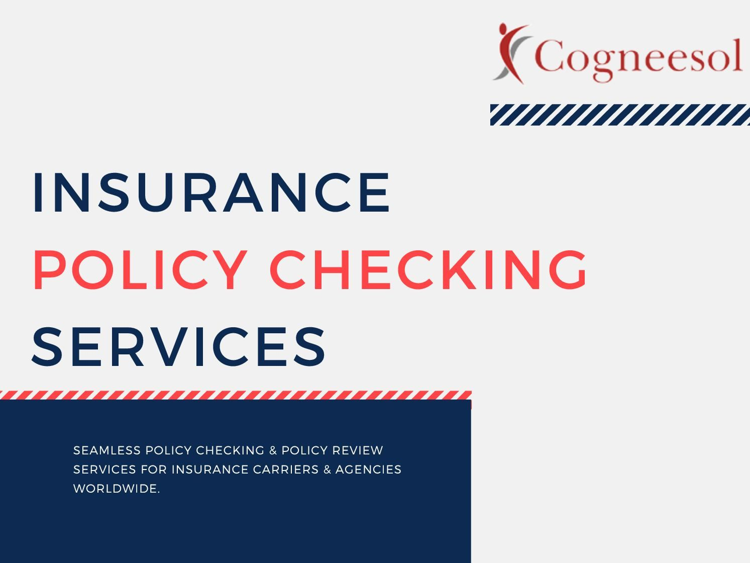 Insurance Policy Checking Services: Outsource Policy Review