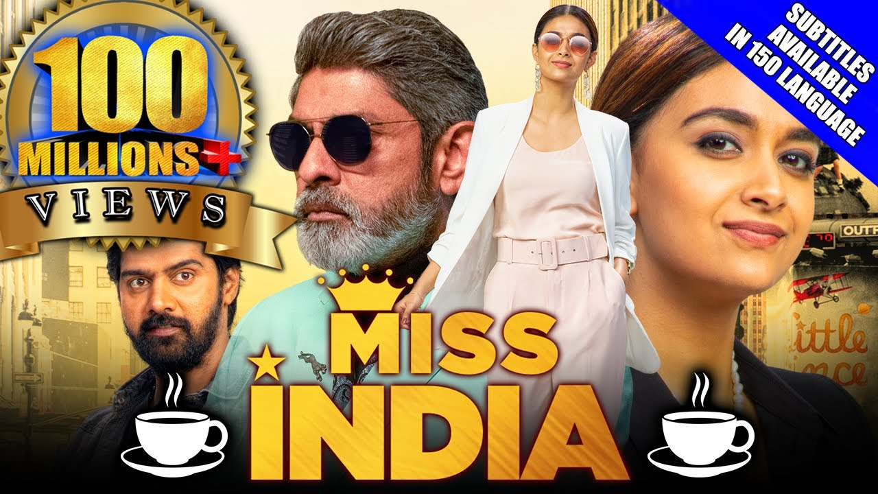 Miss India 2021 New Released Hindi Dubbed Movie Keerthy