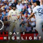 Pope Classy But India Fightback! | England v India – Day 2 Highlights | 4th LV= Insurance Test 2021