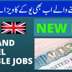 UK Jobs that Still Allow You Work Visa and Travel in 2021