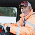 Biggest fall in HGV drivers among the middle-aged