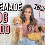VET APPROVED HOMEMADE + HEALTHY DOG FOOD RECIPE | COOKING FOR YOUR DOG
