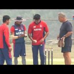 Dave Whatmore's activism in training |  Dev Watmore |  National cricket Training