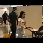 EXCLUSIVE | Pakistan players wife & families Leaving Dubai with World Cup Squad | Pakistan vs India