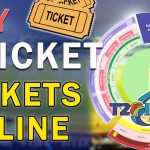 How To book Cricket tickets online | ODI | IPL | T20 Match | World Cup Tickets