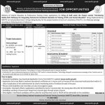 Ministry of Federal Education & Professional Training Islamabad Jobs 2021