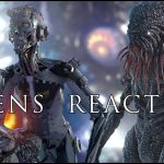 Science Fiction Movie – ALIENS REACTION 2021- Directed by ALI POURAHMAD / Alien Movies/Sci Fi Movies