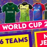 T20 World Cup 2021 – All 16 Teams New Jersey For ICC World Cup 2021 | MY Cricket Production