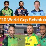 T20 world cup 2021 schedule time table | Pakistan matches in T20 World Cup 2021 | t20 schedule 2021