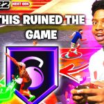 This UPDATED DIFFICULT SHOTS BADGE has Completely RUINED NBA 2K22 NEXT GEN…