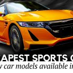 Top 12 Cheapest Sports Cars of 2021 (Buyer's Guide to Nearly Affordable Models)