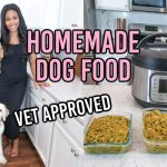 VET APPROVED HOMEMADE + HEALTHY DOG FOOD RECIPE | COOKING FOR YOUR DOG | PART 4