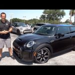 What are the MAJOR changes for the NEW 2022 Mini Cooper S hot hatch?